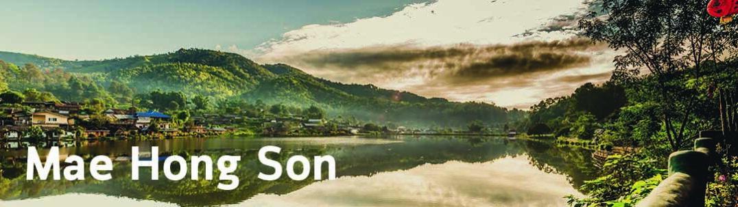 Rent a car Mae Hong Son Northern Thailand