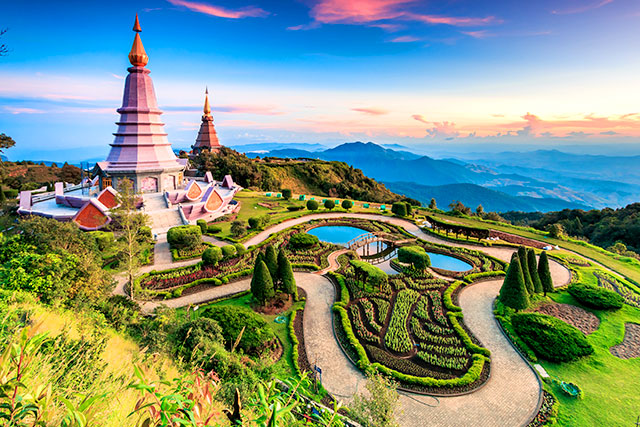 Doi Inthanon Natural Park - 10 Places to Discover the Essence of Chiang Mai