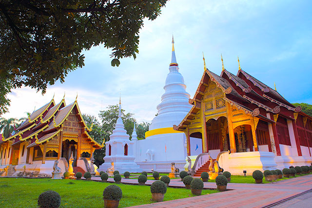 Wat Phra Singh - 10 Places to Discover the Essence of Chiang Mai