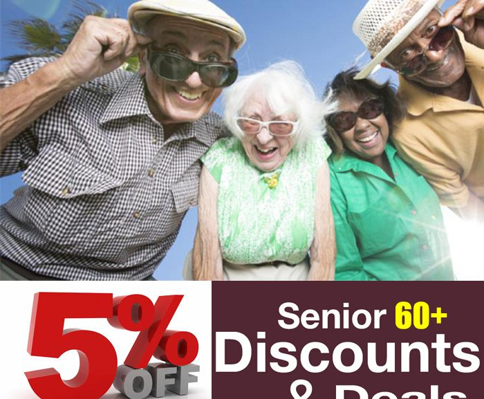 exclusive chiang mai car rental deals for our renters who are over sixty.