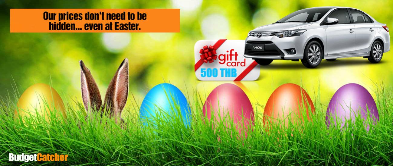 Easter rent car chiang mai thailand budgetcatcher