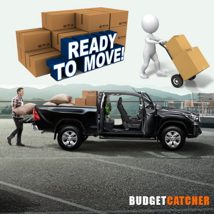 rent a pickup truck in chiang mai with budgetcatcher