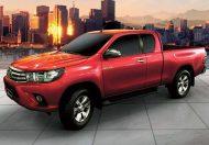 Toyota Hilux Revo Pickup