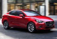 Mazda 2 Sedan 2018
