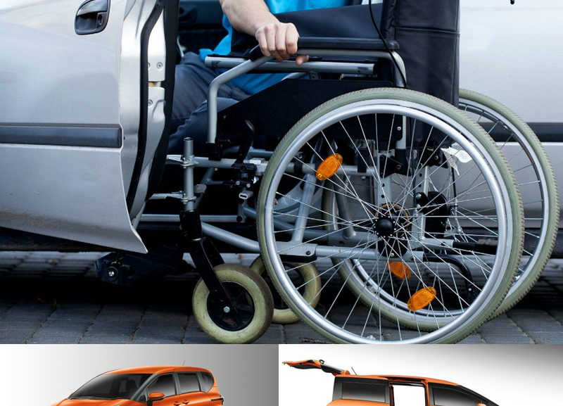 Handicap Car Rentals – For our Customers with Disabilities.