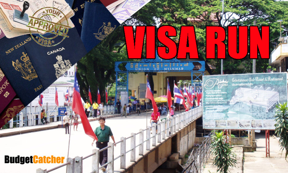 Visa Run By Rental Car