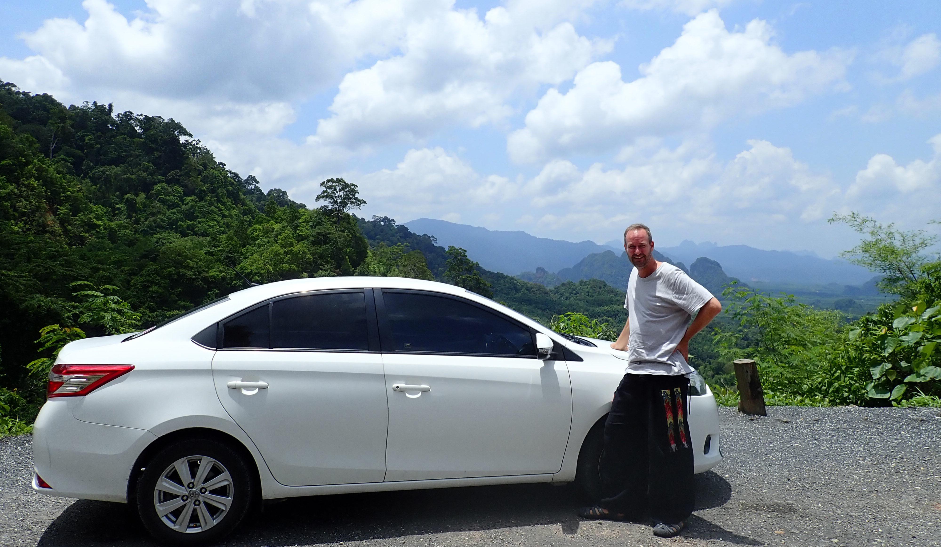 Having an Unforgettable Thailand Road Trip!
