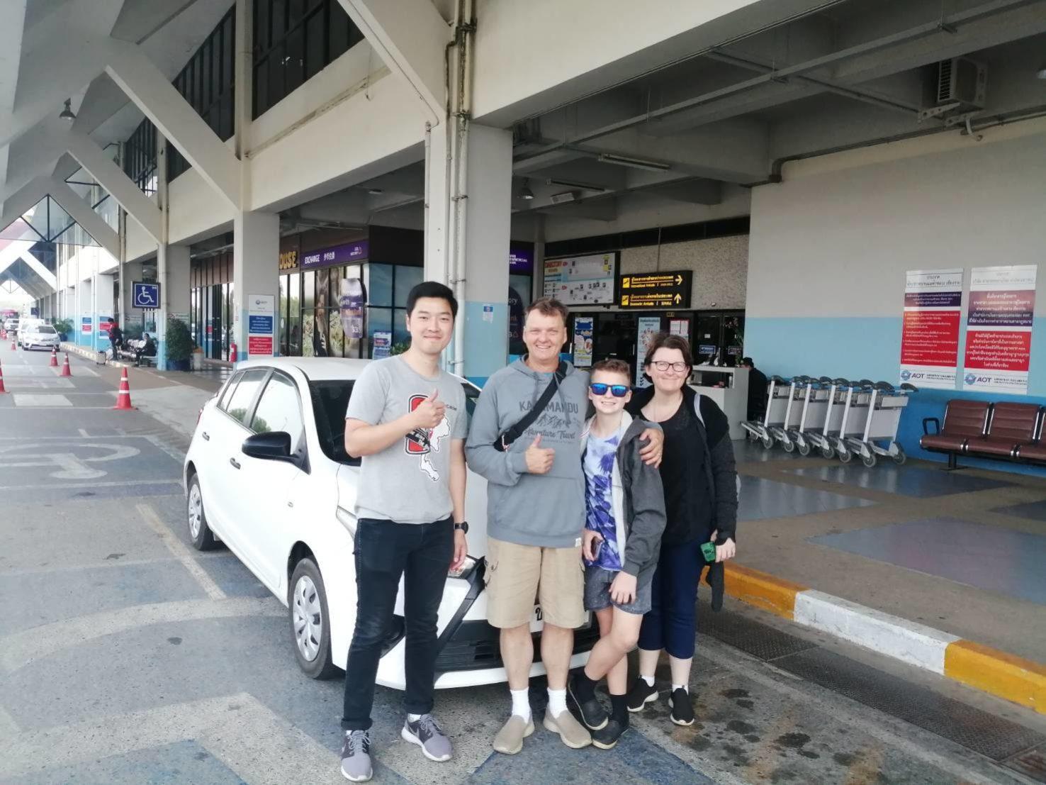 rent a car chiang rai airport