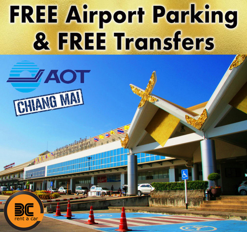 Run away from expensive airport parking!